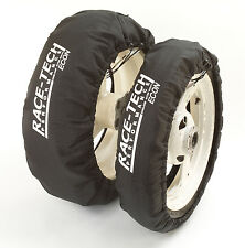 Race-Tech Econ Tyre Warmers £99.96 - British Manufacturer