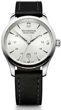Victorinox Swiss Army Alliance Silver-tone Dial Swiss quartz Mens Watch 249034