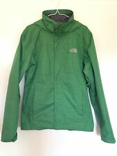 North Face Jacket / Mens / Small / Waterproof / Hooded / Green / Excellent Con.