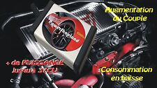 PEUGEOT 807 2.0 2L HDI 110 Chiptuning Chip Tuning Box - Boitier additionnel Puce