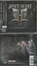 Jaded Heart - Common Destiny +1,Japan CD +obi, Pretty Maids, Crystal Ball,Shakra