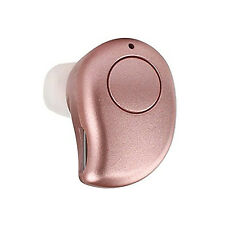 Mini Bluetooth 4.1 Wireless In-ear Earbud Sport Stereo Headphone Earphone