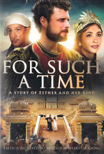 NEW Sealed Christian Biblical Drama DVD! For Such a Time: Story of Queen Esther