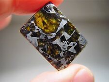 MUSEUM QUALITY! LARGE GORGEOUS CRYSTALS! STABLE! AMAZING ADMIRE METEORITE 11 GMS