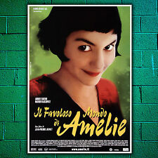 Movie Poster 70X100 CM - Il Favoloso Mondo Di Amelie