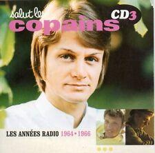 CD Johnny Hallyday - Françoise Hardy - Sheila - Claude François - France Gall