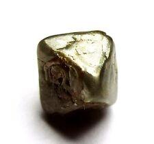 8.37 Carats Unique GEMMY Uncut Raw Rough Diamond Octahedron