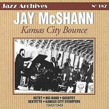 FREE US SH (int'l sh=$0-$3) NEW CD Jay Mcshann: 1940-1949 Kansas City Bounce Imp
