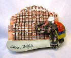 JAIPUR INDIA 3D GIFT MAGNETIC HOLDER RESIN COOLER FRIDGE SOUVENIR MAGNET