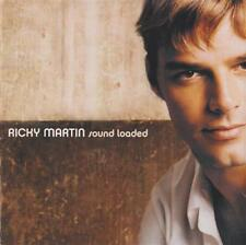 RICKY MARTIN - SOUND LOADED - CD SIGILLATO (SEALED)