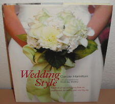 WEDDING STYLE BOOK - Carole Hamilton Rodney Bailey - Decoration Photos Ideas