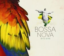 BOSSA NOVA DELUXE (Os Novos Baianos, Sound Behaviour,  Stereo Dub )3 CD NEU
