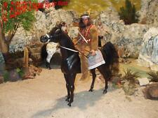Big Jim Karl May - WINNETOU in special outfit 2- Apache Chief Lone Wolf  Western
