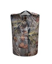 ADCO 2611 RV LP Tank Cover Game Creek Oaks Camouflage For Single 20 lb. Propane
