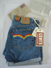 BNWT LEVI'S VINTAGE CLOTHING 1978 Customised 501 Shorts - 36 - RRP £160 - LVC