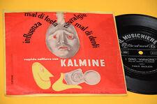 """7"""" 45 FLEX DISC (NO LP ) PAOLO BACILIERI I SING AMMORE OTTIME CONDIZIONI"""