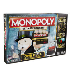 Monopoly Ultimate Banking family Board Game