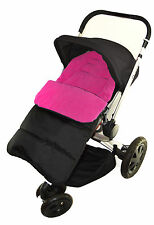 Footmuff Compatible with Quinny Buzz Zapp Yezz Moodd Cosy Toes Liner Pushchair