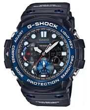 New Casio GN1000B-1A G-Shock Gulfmaster Twin Sensor Men's Watch