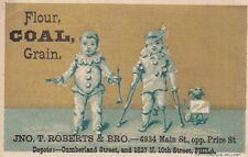 John T Roberts & Bro, Coal, 4934 Main St, Philadelphia, Pa