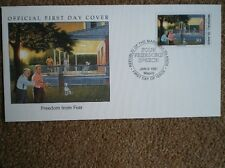 COVER  MARSHALL ISLAND WWII FREEDOM FROM FEAR