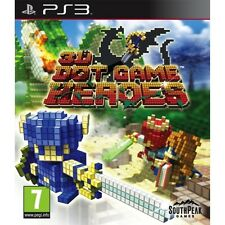 3D Dot Heroes PS3