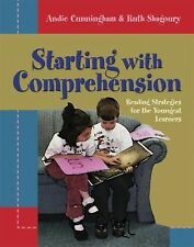 Starting with Comprehension: Reading Strategies for the Youngest Learners, Shago