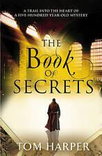 HARPER,TOM-BOOK OF SECRETS, THE  BOOK NEW