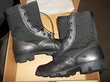 New Military Hot Weather Blutcher Boots 11.5W w/ Speed Laces RO Search Wellco