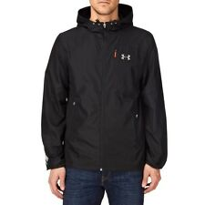 Under Armour Men's Imminent Running Jacket Black Small