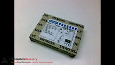 SIEMENS 5SJ4111-7HG41, MINIATURE CIRCUIT BREAKER, 1 POLE, 5 AMP,, NEW #194163