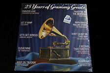 VARIOUS ARTISTS - 25 Years of Grammy Greats LP - SEALED MINT 1983 MOTOWN 5309 ML