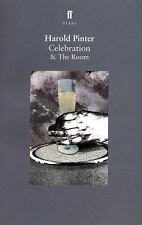 Celebration and the Room (Faber Plays) Paperback New