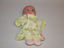 """MY BUNDLE BABY 11"""" DOLL INCOMPLETE MINT CONDITION 1992 MATTEL CHINA BOX"""