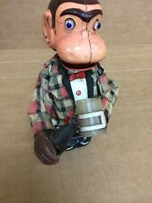 Vintage Line MarMarx Jocko the Drinking Monkey Battery Operated Toy