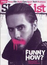 The Joker JARED LETO PHOTO COVER SHORTLIST MAGAZINE July 2016