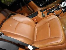 03 04 05 06 07 08 INFINITI FX35 LEATHER FRONT RIGHT SIDE SEAT ORANGE