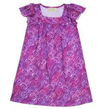 Purple Classic Guitar Nightdress - Size: XXL (for 8-10 y/o)
