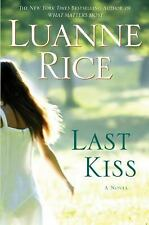 BUY 2 GET 1 FREE Last Kiss by Luanne Rice (2008, Hardcover)