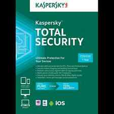 Kaspersky Total Security 2016 - 1-Year / 3-Devices