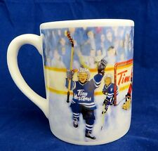 Tim Hortons Winning Goal Limited Edition  # 2 Collectors Series Coffee Cup Mug