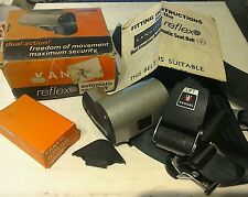 KANGOL REFLEX SEAT BELT NEW OLD STOCK BMC MINI COOPER FORD CORTINA LAND ROVER