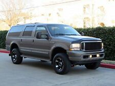 Ford: Excursion 4x4 DIESEL!