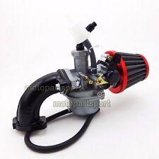 22mm Carb PZ22 Carburetor Air Filter Set For 110cc 125cc SSR CRF50 Pit Dirt Bike