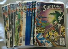 SUPERMAN DOOMSDAY, FUNERAL, REIGN LOT OF 14 COMIC MUST SEE * FIRST PRINT