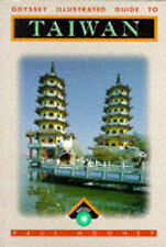 INTRODUCTION TO TAIWAN (ODYSSEY GUIDES), PAUL MOONEY, Used; Good Book