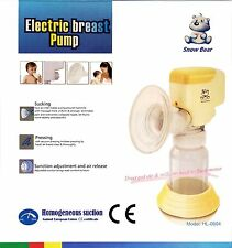 Electric breast pump/ electronic breastpumps baby infant bottle feeding