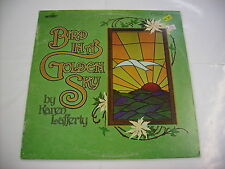 KAREN LAFFERTY - BIRD IN A GOLDEN SKY - LP VINYL 1973 UK PRESS