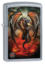 "Zippo Lighter ""Anne Stokes - Gothic Dragon"" No 29349 - New"