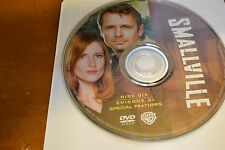 Smallville First Season 1 Disc 6 Replacement DVD Disc Only ****